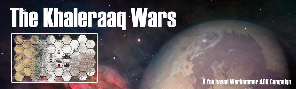 The Khaleraaq Wars