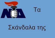 ΑΡΧΕΙΟ ΣΚΑΝΔΑΛΩΝ