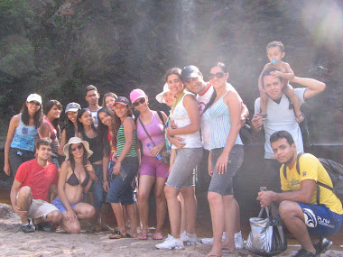 Passeio a Cachoeira do Gelo 2