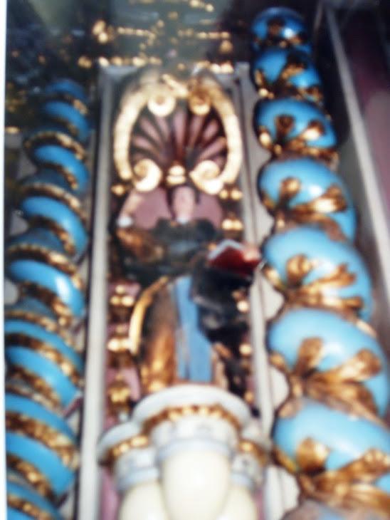 nicho lado direito altar mor