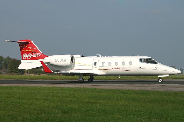 Lear Jet - 60XR