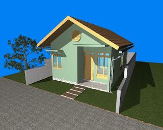 rumah minimalis sederhana on Properti Bandung Utara: Rumah Sederhana Minimalis