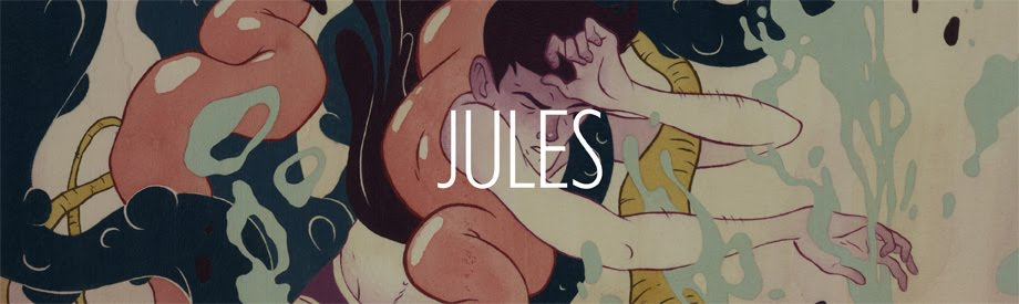 Jules' Blog - Illustrations by Julian Callos