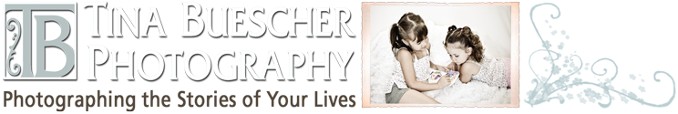 Tina Buescher Photography  Blog