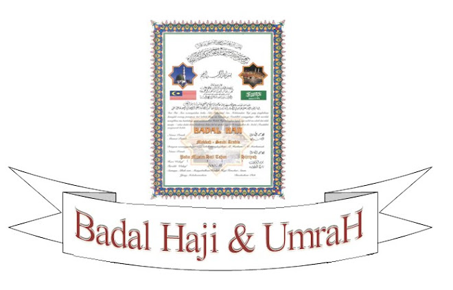 Badal Haji and Umrah