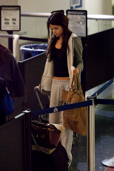 Savannah Brinson Selena Gomez Gets Mean At Lax