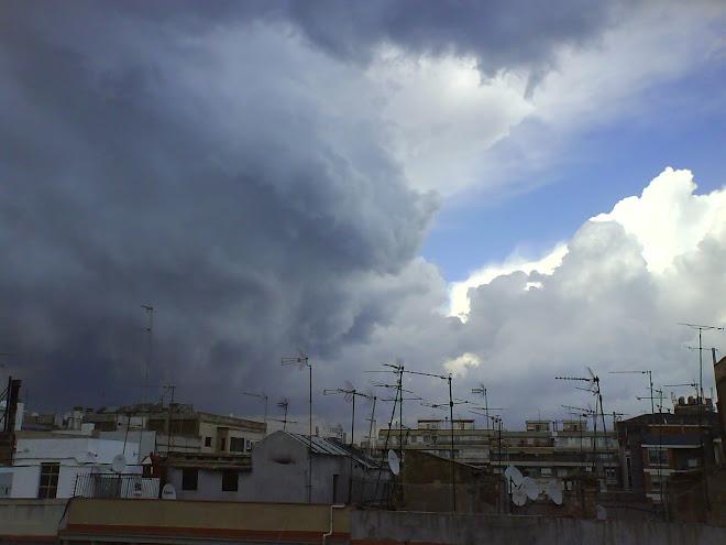 Espectacular cumulonimbus