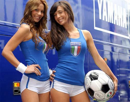 photo of girls who dream of a guy футбол № 119160