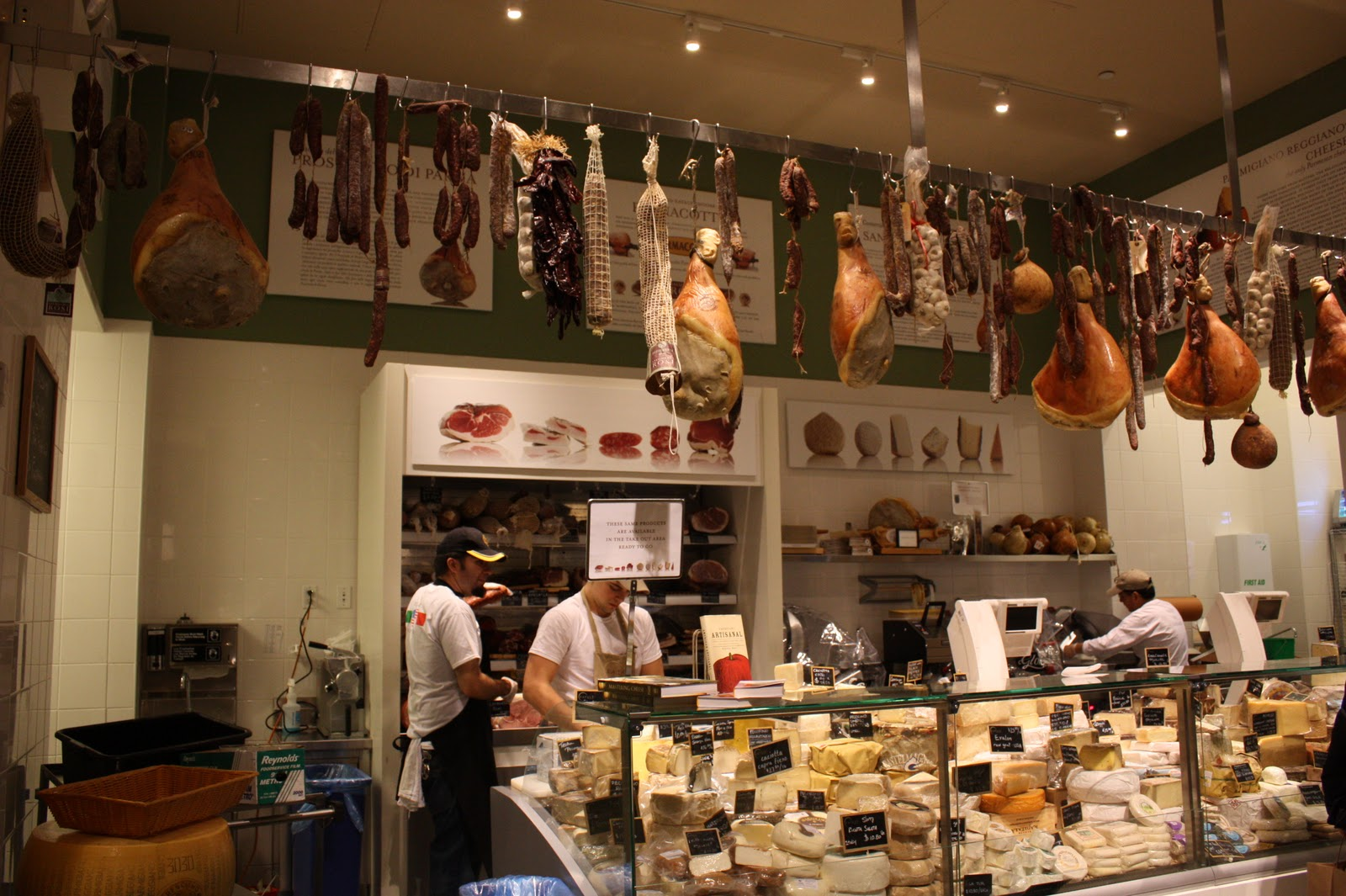 The VONG choice!: Eataly - in NY