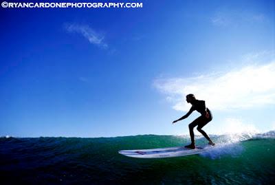 Brett Robbins surf