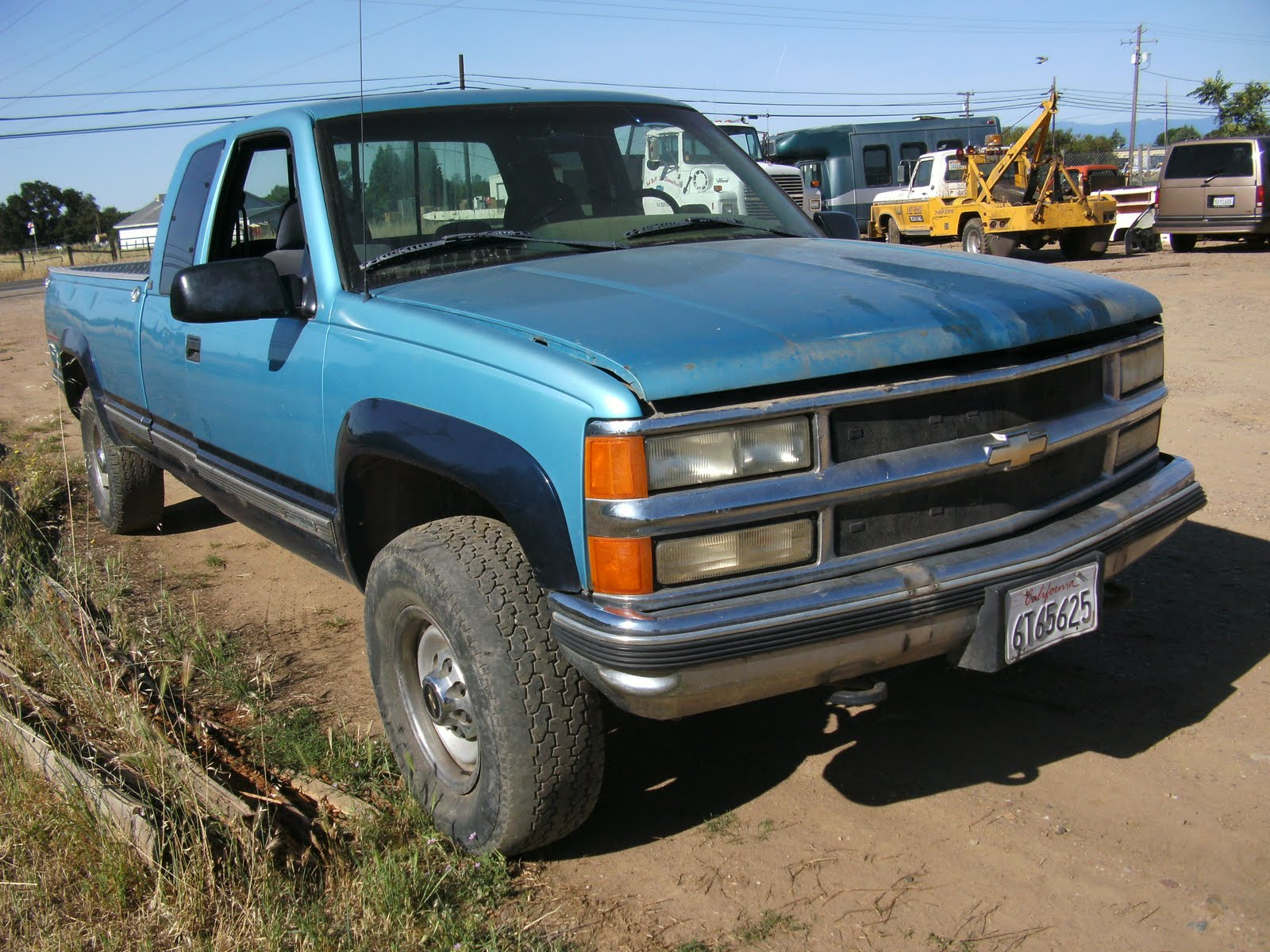 trucks and cars for sale 95 chevy 3 4 ton. Black Bedroom Furniture Sets. Home Design Ideas