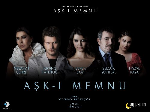 love watching Turkish Series especially Forbidden Love on MBC 4