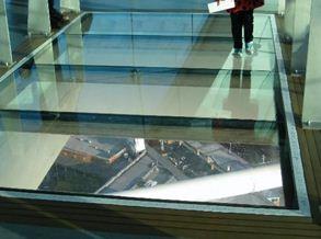 Bahan Lantai on Kaca Merupakan Bahan Yang Transparan Tembus Cahaya Sehingga Kita Dapat