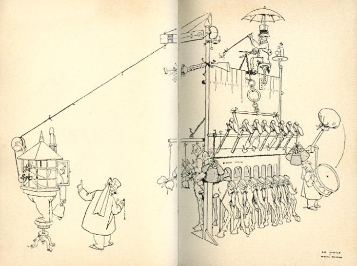 heath robinson machine