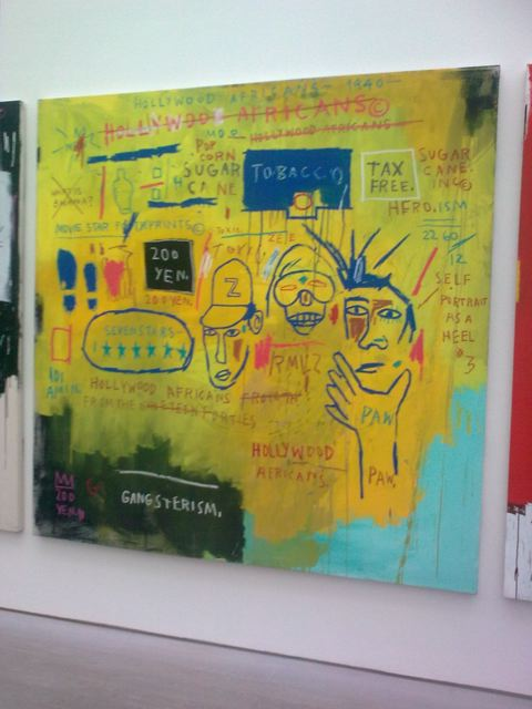 Basquiat Hollywood Africans The Most Beautiful Thi...