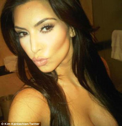 kim kardashian twitter pic. kim kardashian twitter.