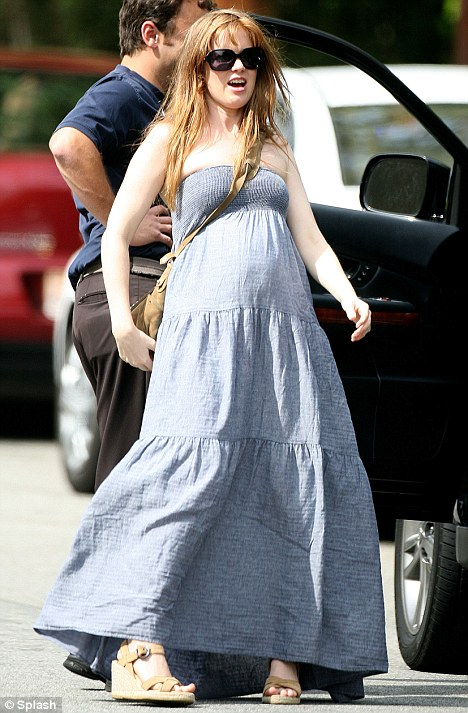 isla fisher baby 2. isla fisher baby 2.