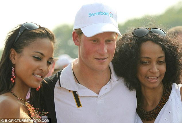 Ladies' man: Prince Harry