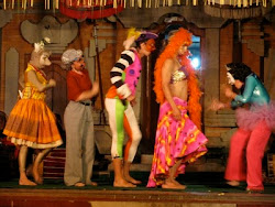 """Harlequin's Charade"" premiered in Kedisan, Bali on August 15, 2010"