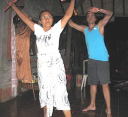 Carlos Catches Some Balinese Dance Lessons at the End of the Tour