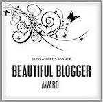 En award jag fått