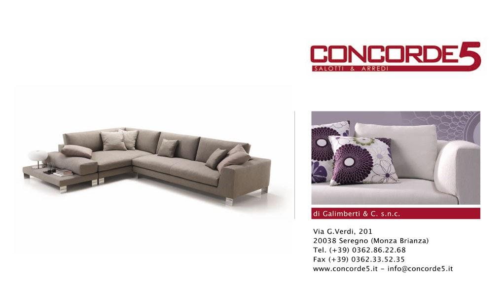 Concorde5 salotti e arredi nuovo catalogo fotografico for Fiusco arredi catalogo