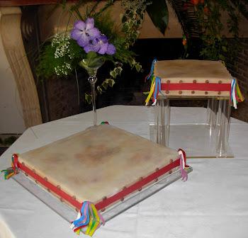 um bolo original!