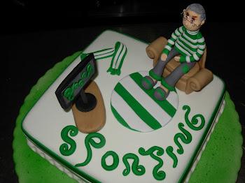 bolo para sportinguista