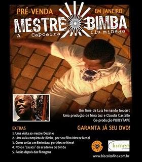 Mestre Bimba- A capoeira Iluminada
