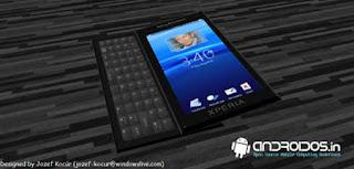 New Gadget - Sony Ericsson X20 Scarlet