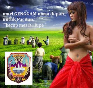 Poster Kampanye Sexy Jupe