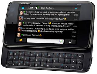 New Gadget - Nokia N900