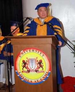 University of Loyola CNMI