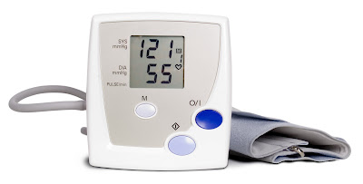 Home Health Blood Pressure Monitor