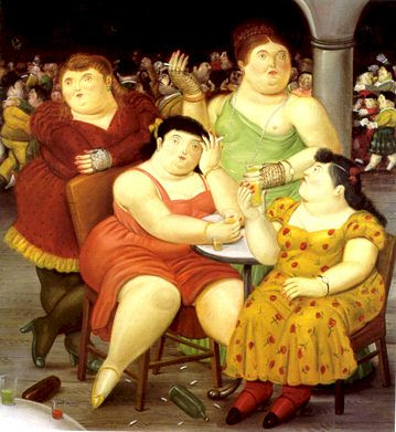 galeria de mujer gordas: