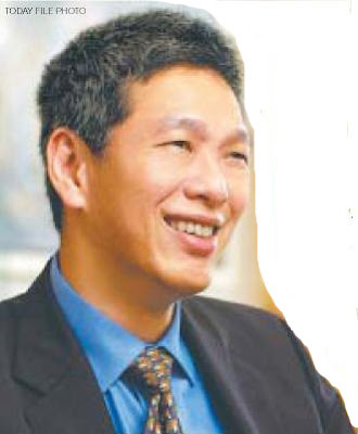 he is the owner of sentosa cove where prc found