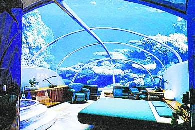 Project underwater hotel malaysia status unknown