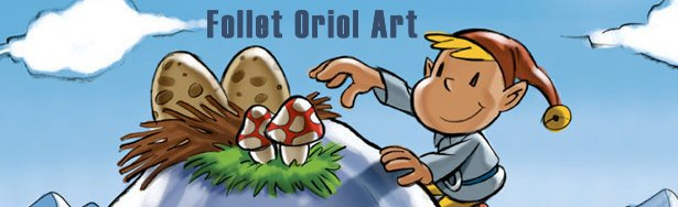 Follet Oriol Art