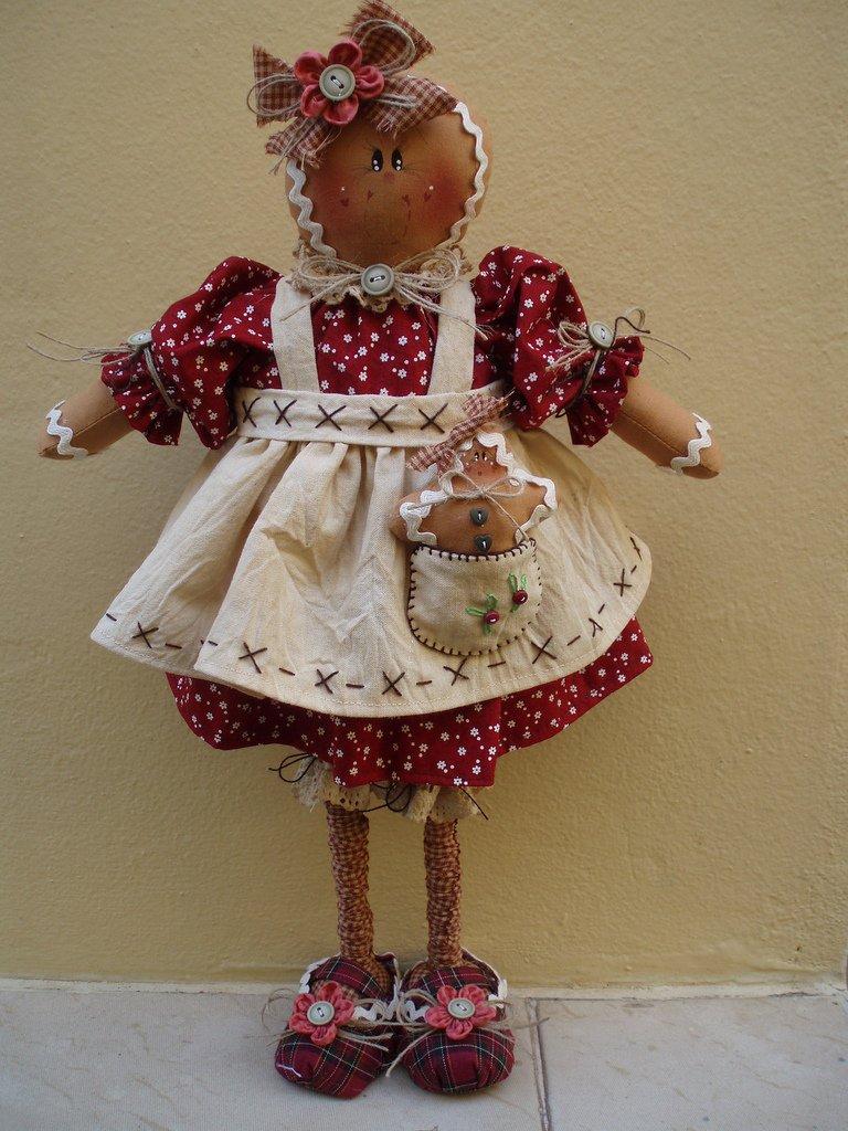 Кружки и вокруг них. Детское творчество: Шитые текстильные куклы. Мастер-классы и идеи для творчества.
