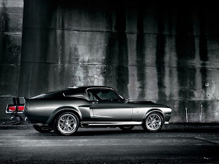 Shelby Mustang GT500 wallpaper