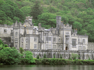 Kylemore Abbey wallpaper