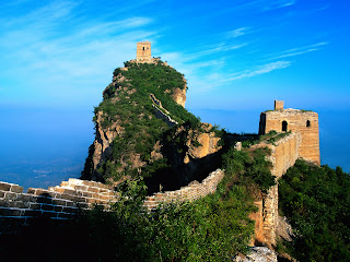 China Great Wall wallpaper