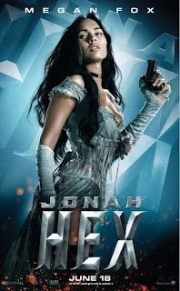 Megan Fox in Johan Hex Movie wallpaper