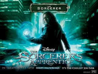 The Sorcerers Apprentice wallpaper