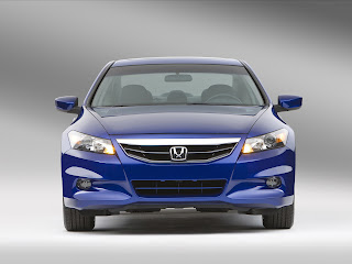 Honda Accord Coupe 2011 wallpaper