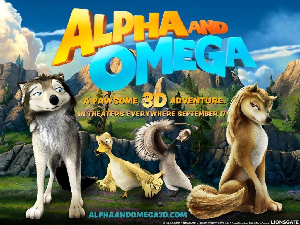 Th? L?nh S�i X�m - Alpha And Omega