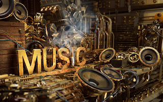 Music wallpaper