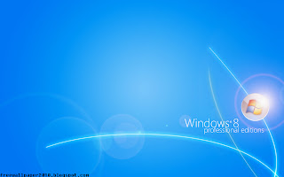 Windos 8 Wallpaper