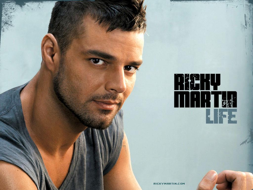 Ricky Martin is a Gay