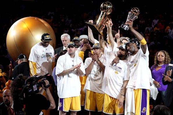 Dubai Base: Lakers beat Celtics to retain NBA Titles